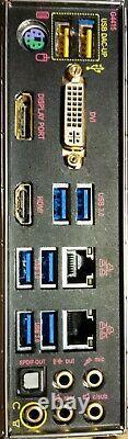 Kit Upgrade PC gamer Intel Core i7-4790k (4Ghz) + Z97X-Gaming-G1 + 32Go