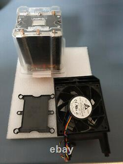 LENOVO CPU KIT XEON SILVER 4210 2.2GHz 10Core 13.75MB FOR THINKSYSTEM ST550