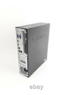 Lenovo ThinkCentre M920S Intel Core i5-8500 6x 3,0GHz 8GB RAM 256GB SSD Win10Pro