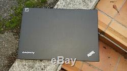 Lenovo ThinkPad T440 14 Intel Core i5 4300U 2,5 GHz, 4Go RAM 500 Go HDD