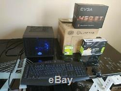 MINI TOUR PUISSANTE/PC GAMER POUR LE JEU Intel core i7 3770 3.80ghz en BOOST