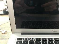 MacBook Air 13,3 pouces intel Core i7 2,2 GHz SSD 256 Go