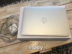 MacBook Air 13 mid 2013 Intel Core i7 1,7GHz, 8 Go RAM, 256Go SSD, modèle A1466