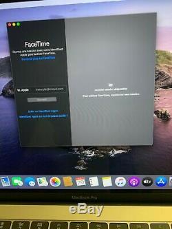 MacBook Pro 13 -2017 Intel Core i5 2,30 GHz, 8 Go RAM, 128 ssd Lire Description