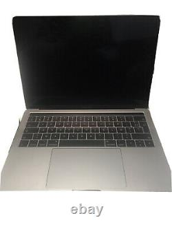 MacBook Pro 13 2017 Touch bar Intel Core i5 3,1 GHz SSD 256 Go RAM 8Go