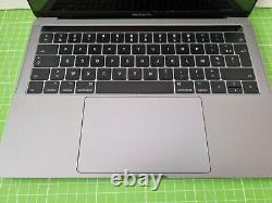 MacBook Pro 13 2017 Touch bar Intel Core i5 3,1 GHz SSD 512 Go RAM 16Go