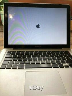 MacBook Pro 13 2.8 GHz Intel Core i7 16GB 1333 Graphics 3000 521 MB AZERTY