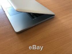 MacBook Pro 15 Fin 2011 Intel Core I7 à 2,2 Ghz 4 Go RAM DDR3