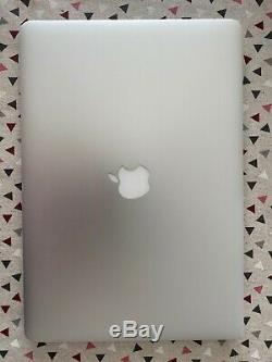 MacBook Pro Retina 15, fin 2013 / 2,6 GHz Intel Core i7 / 16 Go RAM/ 1To SSD
