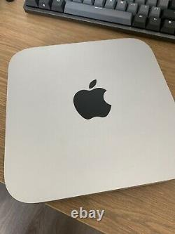 Mac Mini (fin 2014) Intel Core I5 1.4GHz 4GO RAM 500GO Disque dur