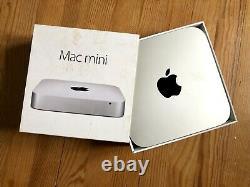 Mac Mini (fin 2014) Intel Core i5 2,6 GHz SSD 1000Go 8GB Big Sur