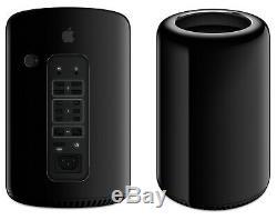 Mac Pro 2013 D500 6GB Intel Hexa Core 3.5GHz 16GB Ram 256GB SSD Mojave Garantie