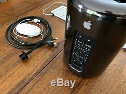 Mac Pro 2013 D500 6GB Intel Hexa Core 3.5GHz 32Gb Ram 256Gb SSD OS 10.14 Mojave
