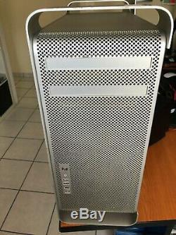 Mac Pro A1186 Quad-Core Intel Xeon 2.8 ghz 16 Go RAM, SSD 240 Go