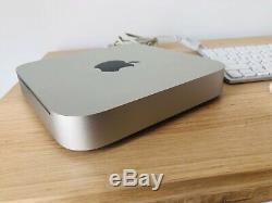 Mac mini 2.4 Ghz intel core 2 duo 8GO RAM 320 GO