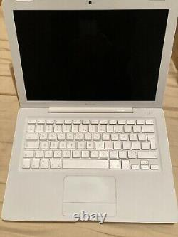 Macbook, Ecran 13, Intel Core 2 Duo 2ghz