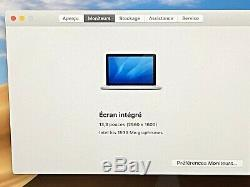 Macbook Pro Retina 13 Intel Core i7 3,50 GHz 8 Go SSD 512 Go mi-2014