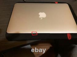 Macbook air 11 intel core i5 1,6ghz BATTERIE NEUVE