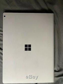 Microsoft Surface Book 2 13.5 256GB SSD Intel Core i5 7th Gen 2.6GHz 8GB