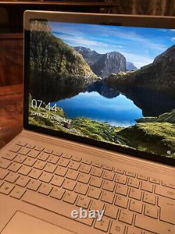 Microsoft Surface Book 3 13,5 (512Go, Intel Core i7 10 Gen, 3,90 GHz, 32Go)