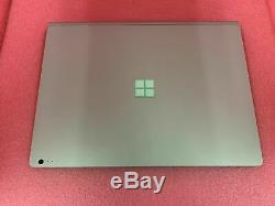Microsoft Surface Book Intel Core i7 2,6 GHZ 16GB 512 Go avec Nvidia Gpu