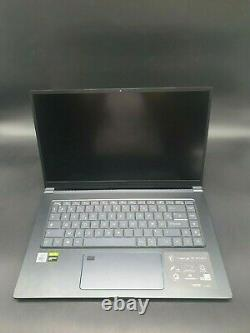 Msi Prestige 15 A10sc-056fr Intel Core I7-10710u 1.1ghz 16go/512go Nvidia Turing
