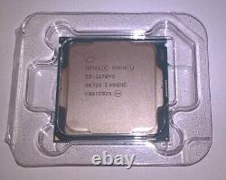 NEW Intel Xeon E3-1270 V6 CPU 3.8GHz-4.2GHz Quad Core KabyLake LGA1151 SR326