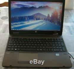 Notebook HP ProBook 6560b Intel Core i5-2520M 2.5GHz 15.6 RAM 8GB HD 500GB