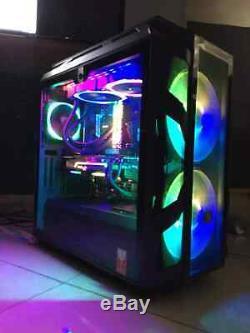 Ordinateur Gamer, Mobo Z370 Azus Prime Intel Core i7 8700K 4,2Ghz