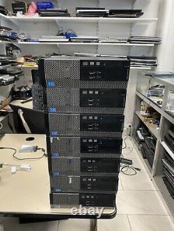 PC Dell Optiplex 3020 SFF, Intel Core i5-4590 @ 3.3 GHz, Ram 8 Go, SSD 240 Go