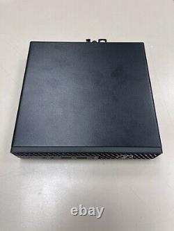 PC Dell Optiplex 3080 micro, Intel Core i5-10500T @2.3 GHz, Ram 16Go, SSD 256 Go