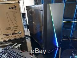 PC GAMER / gaming INTEL CORE I5 4570 3.5ghz 8GO ram SSD geforce GTX 1060 3GO VR