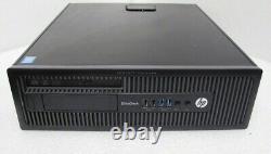 PC HP EliteDesk 800 G1 SFF Core I5-4570 3.20GHz 4Go RAM 500Go DVD W10 pro 10xUSB