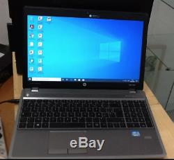 Pc portable HP PROBOOK 4540S Intel Core i5-3230M 2,60 GHz 4 Go RAM 500 Go HDD