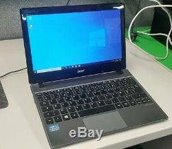Portable ACER ASPIRE V5 171 SERIES Intel CORE i5 1.80GHZ/4GO/500GO WINDOWS 10