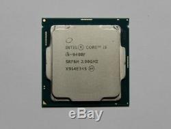 Processeur CPU Intel Core i5-9400F (2.9GHz / 4.1GHz) socket LGA 1151