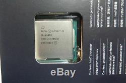 Processeur CPU Intel Core i5-9600K (3.7GHz/4.6GHz) socket LGA 1151 Neuf