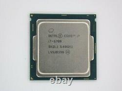 Processeur Intel 1151 Core i7-6700 (4C/8T 3,4Ghz SR2L2 BX80662I76700)