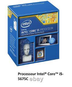 Processeur Intel Core I5-5675C 3,1 GHZ 4MB CACHE LGA1150