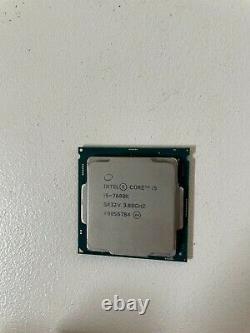 Processeur Intel Core I5-7600k Boîte (4x 3.80ghz) KABY Lake