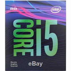 Processeur Intel Core i5-9400F 2.9GHz/9Mo/LGA1151(2017)/BOX