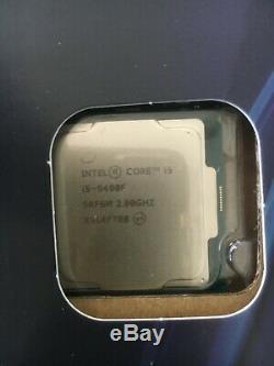 Processeur Intel Core i5-9400F (2.9 GHz / 4.1 GHz) BOX JAMAIS UTILISE