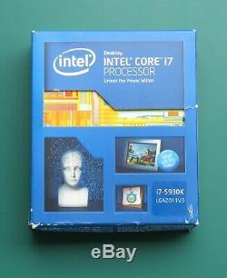 Processeur Intel Core i7-5930K 3,50GHz Socket LGA2011-V3 15MB