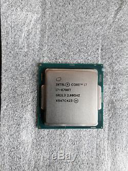 Processeur Intel Core i7-6700T 8 Mo cache jusqu'à 3,6 GHz