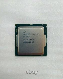 Processeur Intel Core i7-6700 3.4Ghz LGA1151 CPU