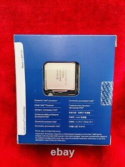Processeur Intel Core i9 10900kf 3,7 GHz 20MB Cache LGA1200 Neuf