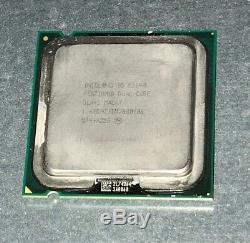 Processeur Intel Dual Core Pentium E2140 1.60ghz Sla93 Socket 775