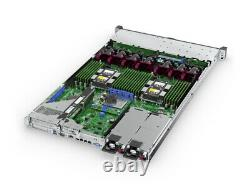 Serveur ProLiant DL360 G10 1U Rack 1 x Xeon 2.10Ghz Silver 4110 8 Core 16 Go RAM