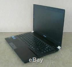 TOSHIBA PORTEGE R700 INTEL CORE i5@2.67GHz 4GB RAM 320GB HDD WIN 10 HDMI WEBCAM