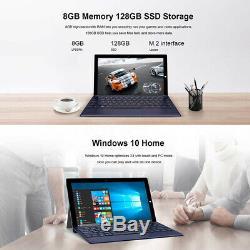 Teclast X4 Tablette Intel Gemini Lake N4100 Quad Core 2.4GHz 8G RAM 128G SSD